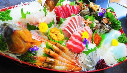 居酒屋で食べたいダイエットメニュー 刺身編